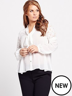 coleen-coleen-lace-yoke-back-pussybow-blouse