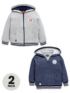 ladybird-boys-twist-yarn-fashion-hoodiesnbsp2-pack