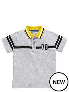 ladybird-toddler-boys-grey-essential-jersey-polo