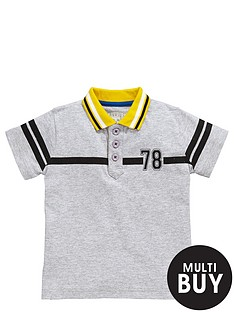 ladybird-toddler-boys-grey-essential-jersey-polo