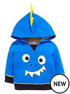 ladybird-baby-boys-monster-novelty-hooded-top