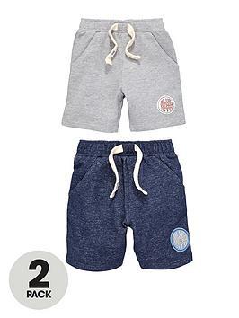ladybird-boys-sweat-shorts-2-pack