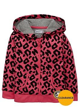 ladybird-girls-essentials-animal-print-hoodie