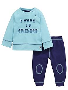 ladybird-baby-boys-awesome-sweat-top-and-joggers-set-2-piece