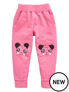 ladybird-toddler-girls-single-panda-essential-jogger
