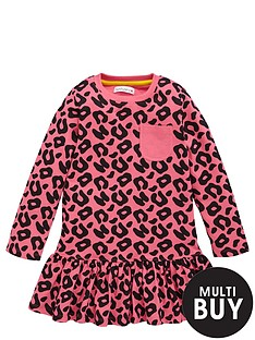 ladybird-toddler-girls-single-essentials-animal-print-dress