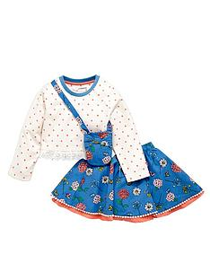 ladybird-girls-spot-and-floral-skirt-top-and-bag-set-3-piece