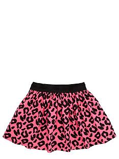 ladybird-girls-essential-animal-print-jersey-skirt