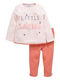 ladybird-baby-girls-slogan-tee-and-leggings-set-2-piece