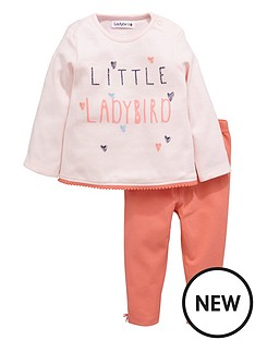 ladybird-baby-girls-slogan-tee-and-leggings-set-2-piece