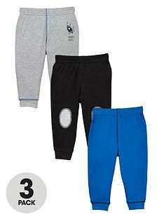 ladybird-baby-boys-interlock-joggers-3-pack