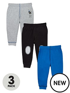 ladybird-baby-boys-interlock-joggers-3-pack