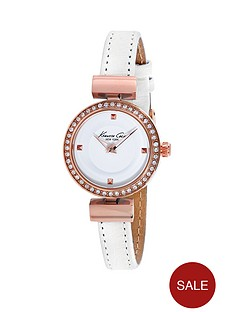 kenneth-cole-kenneth-cole-silver-dial-with-crystals-rose-gold-colour-stainless-steel-case-white-leather-strap-lad
