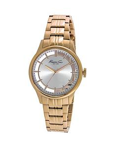 kenneth-cole-kenneth-cole-mother-of-pearl-transparent-dial-yellow-gold-ion-plate-case-and-bracelet-ladies-watch