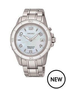 seiko-seiko-mother-of-pearl-dial-sportura-kinetic-stainless-steel-bracelet-ladies-watch