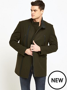 river-island-smart-funnel-neck-mens-coat