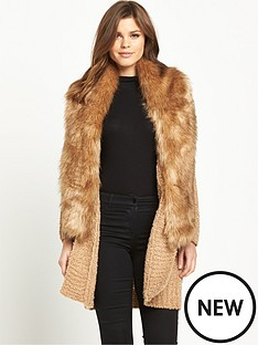 v-by-very-bouclenbspfaux-fur-trim-coatigan
