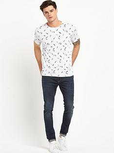river-island-white-feather-t-shirt