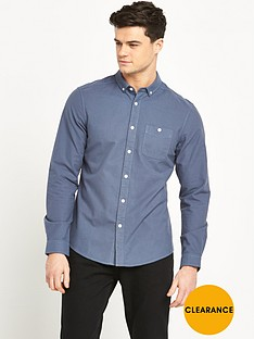 v-by-very-brushed-mens-oxford-shirt