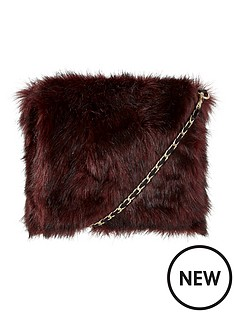 coast-faux-fur-crossbody-bag