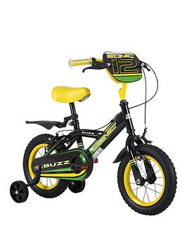 Sonic Sonic Buzz Boys Bike 8 Inch Frame Picture