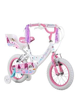 Sonic Princess Girls Bike 9.5 Inch Frame