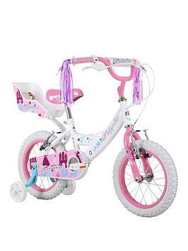 Sonic Princess Girls Bike 9.5 Inch Frame