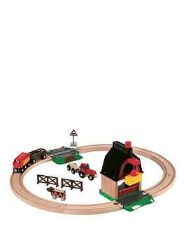 brio-farm-railway-set