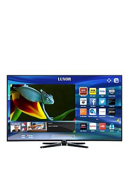 Luxor 42 inch Full HD Freeview HD Smart Slim LED TV