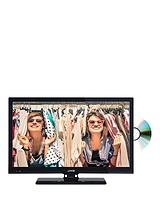 22 inch Full HD Freeview LED TV With Built-in DVD Player