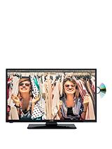 32in HD READY FREEVIEW LED TV WITH DVD