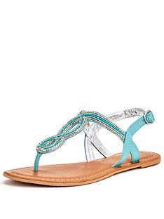 v-by-very-arundalnbspembellished-flat-sandal