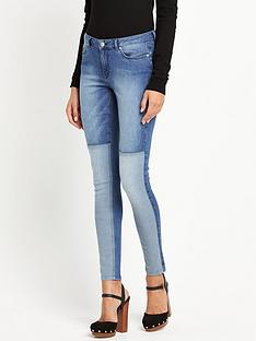 south-patch-panel-skinny-jeansnbsp