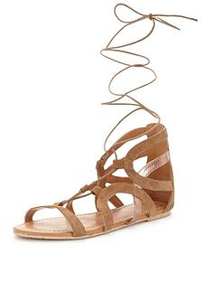 v-by-very-eton-ghille-tie-up-suede-sandal-tan