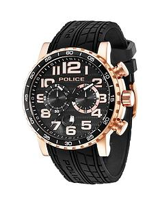 police-police-powerslide-chronograph-black-dial-black-silicone-strap-mens-watch