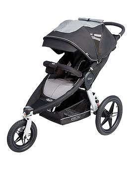 graco-relay-stroller-panther-black