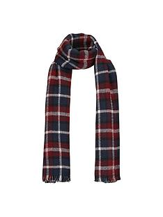 miss-selfridge-houndstooth-reversible-scarf