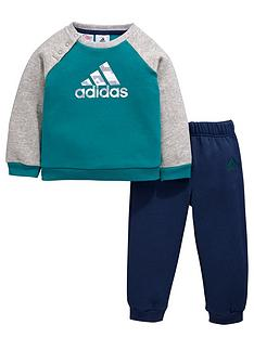 adidas-baby-boys-fleece-jog-set