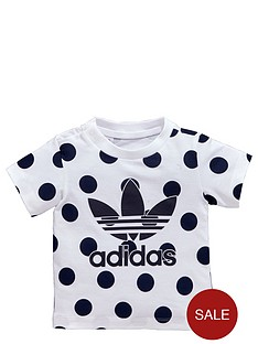 adidas-originals-baby-girls-denim-effect-spot-trefoil-t-shirt