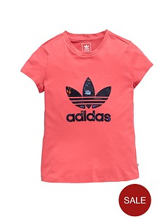 adidas-originals-girls-trefoil-logo-t-shirt