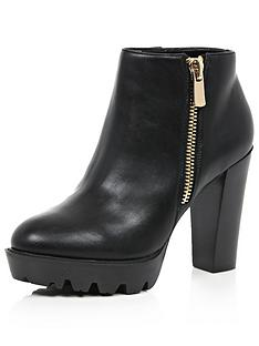 river-island-heeled-ankle-boot-with-cleated-sole