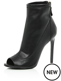 river-island-peep-toe-high-zip-back-shoe-boot