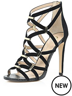 river-island-river-island-peter-caged-sandal-with-gold-trim