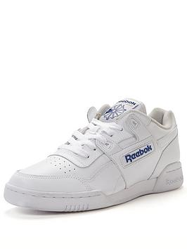 Reebok Reebok Workout Plus Trainers Picture