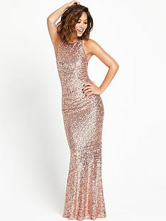 myleene-klass-sequin-maxi-dress