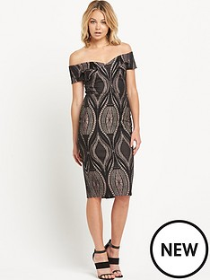 river-island-bardot-lace-bodycon-dress