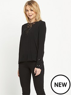 river-island-embellished-long-sleeved-blouse