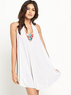 resort-jersey-halter-neck-beach-dress