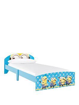 Minions Single Bed