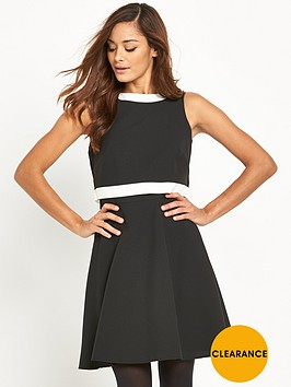 v-by-very-2-in-1-contrast-dress